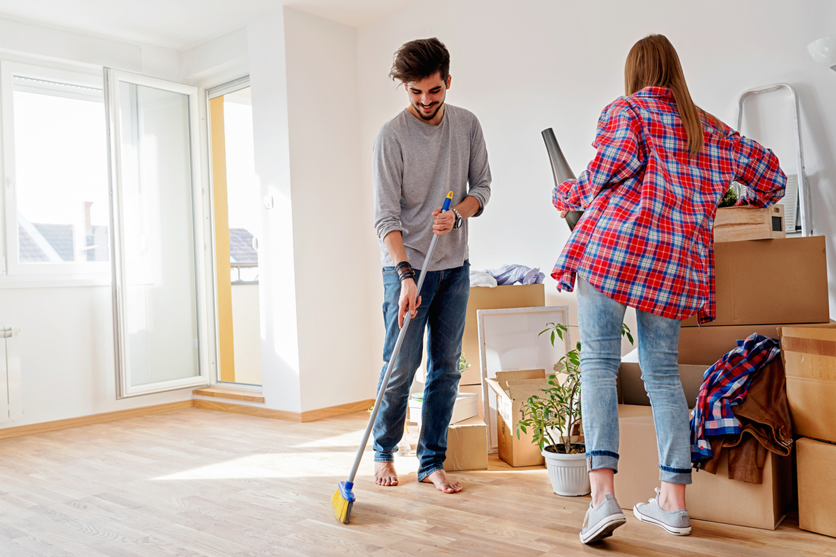 How To Make Cleaning The Home A Family Affair